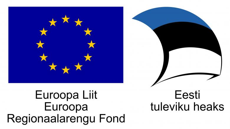 Tööhõive- ja Järelõppekeskust toetavad Euroopa Regionaalarengu Fond ja Raplamaa Arendus- ja Ettevõtluskeskus